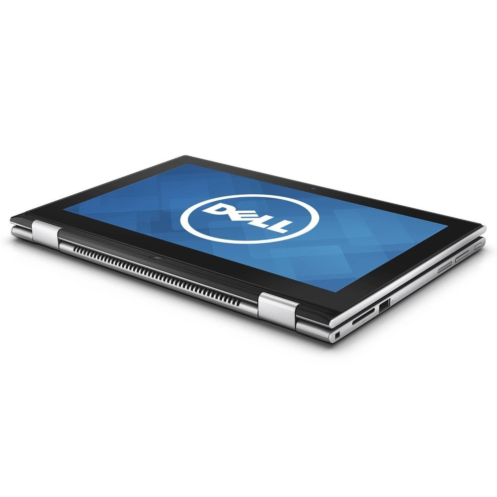 Dell Inspiron 11 2-in-1 Notebook, Intel Core i3-4010U,500 GB Hard Drive $225 -
