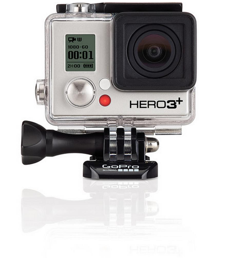 GO Pro Hero 3+ $179 (Silver) -