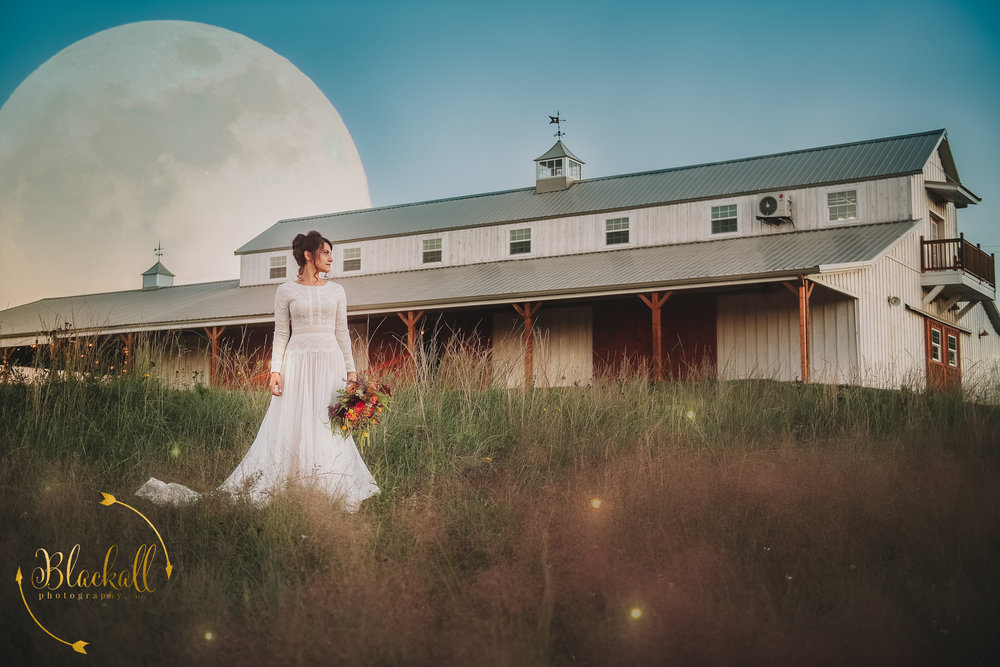 Magical evenings are in store for you at The Big White Barn.