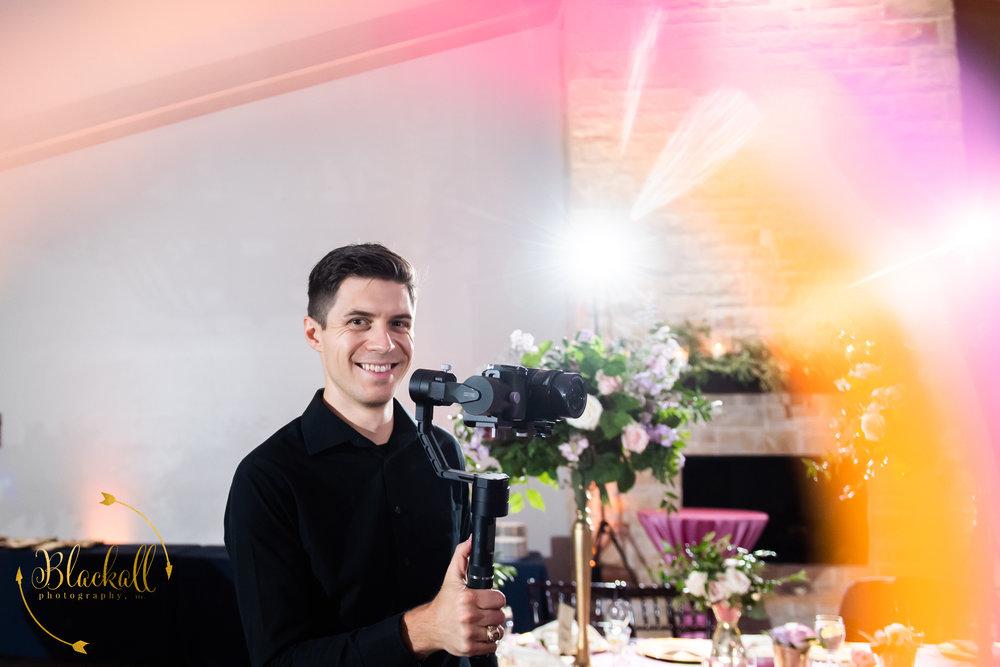 Keller the Videographer!