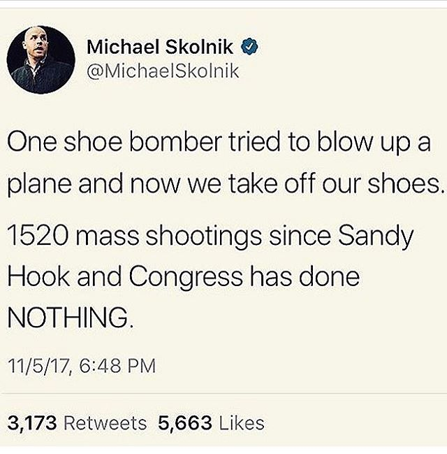 We needed #guncontrol reform like YESTERDAY!!!!!! This is ridiculous and sad.  How many more people, families, and children need to die to justify making a change to gun laws?  Fuck your rights, people are being slaughtered! 😠😠😡😡 #gunlaws #gunreform #guncontrolnow #fuckguns #gunskillpeople #massshooting #howmanymore #sad #restinpeace #thoughtsandprayersarenotenough #texas #texasshooting
