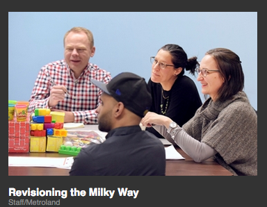 Read about how our Milky Way Garden Town Hall workshop went in this article.
