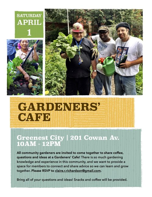 Gardeners' Cafe