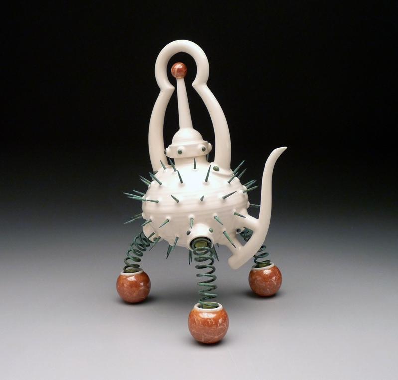 urchin spring teapot