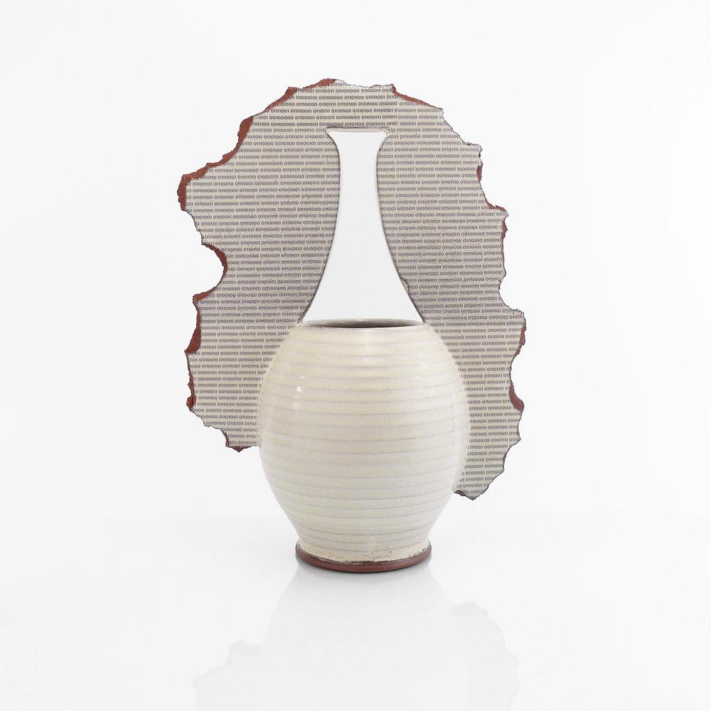 Positive / negative vase