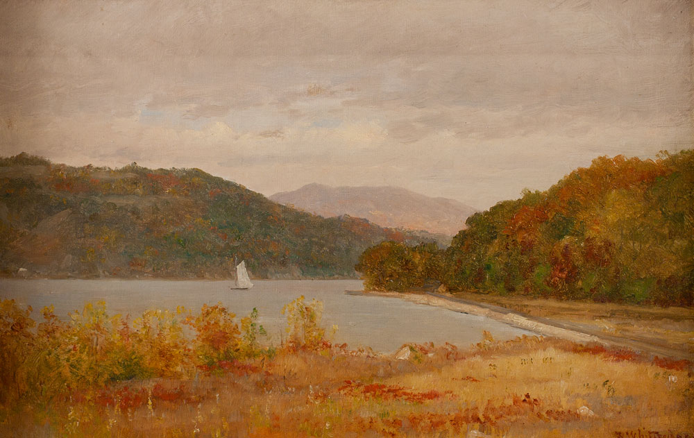 T. Worthington Whittredge (1820-1910)