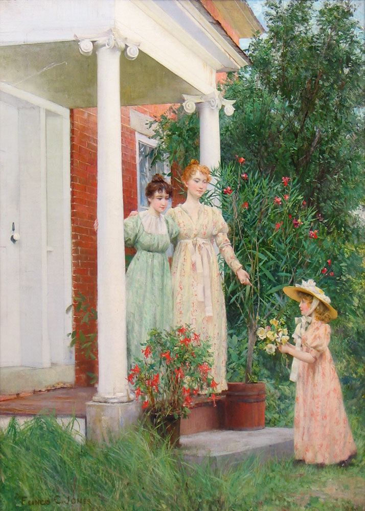 Francis Coates Jones (1857-1932)