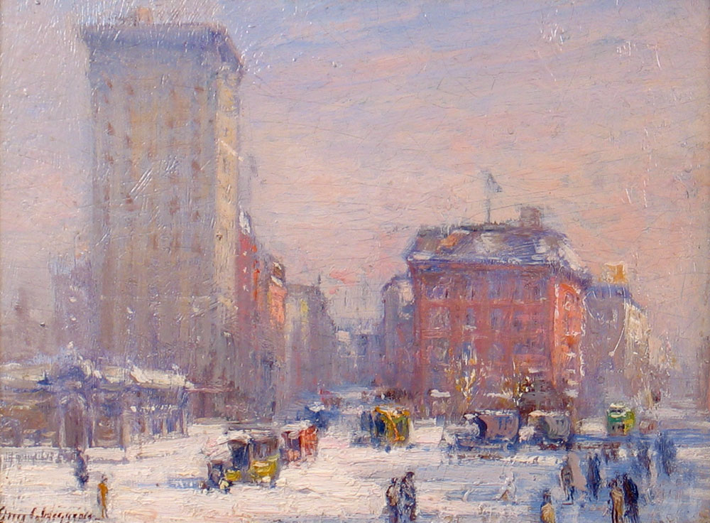 Guy Carleton Wiggins (1883-1962)