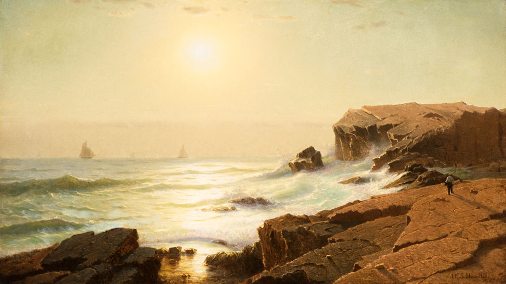 William Stanley Haseltine  (1835-1900)