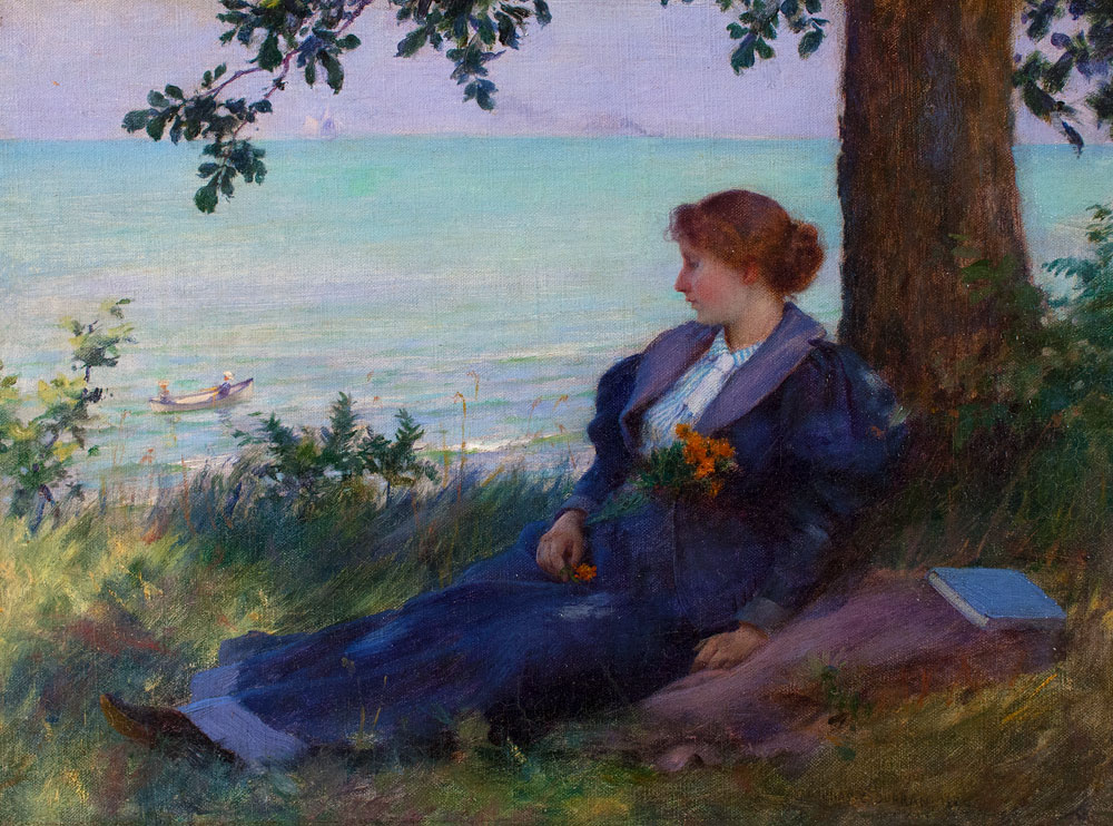 Charles Courtney Curran (1861-1942)