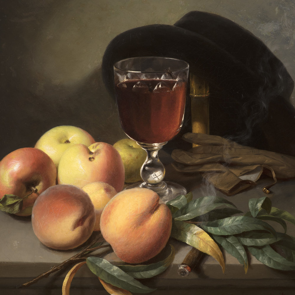 A Lifetime of Collecting: Selections from the <br>William & Abigail Gerdts Collection of<br> American Still-Life Painting<br> November 2 - December 8, 2017