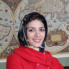 Farzaneh Najafi Postdoc, Anne Churchland lab