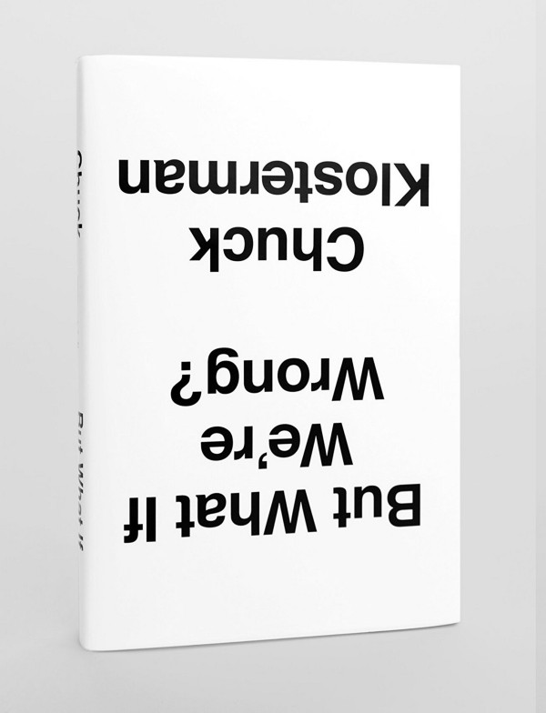 Chuck Klosterman's ninth book release