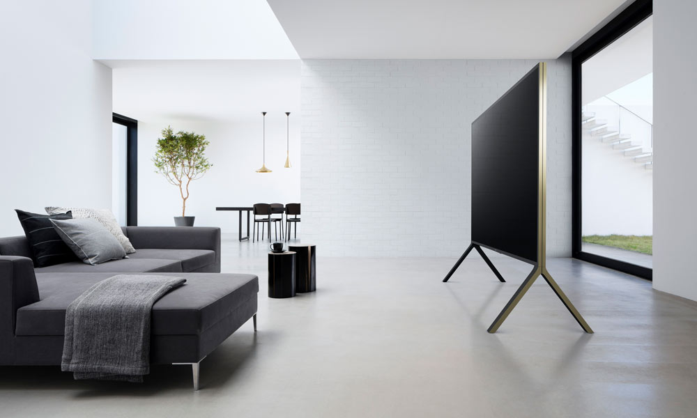 Sony's new tv is the size of a Queen bed