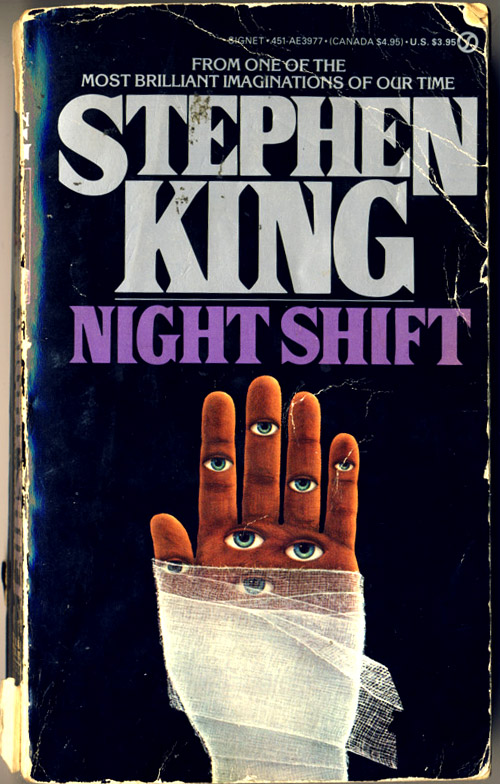 23. Night Shift by Stephen King