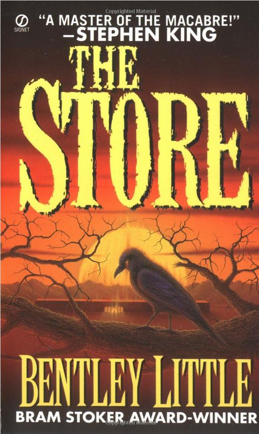 24. The Store by Bentley Little