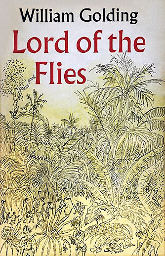 25. Lord of the Flies by William Golding