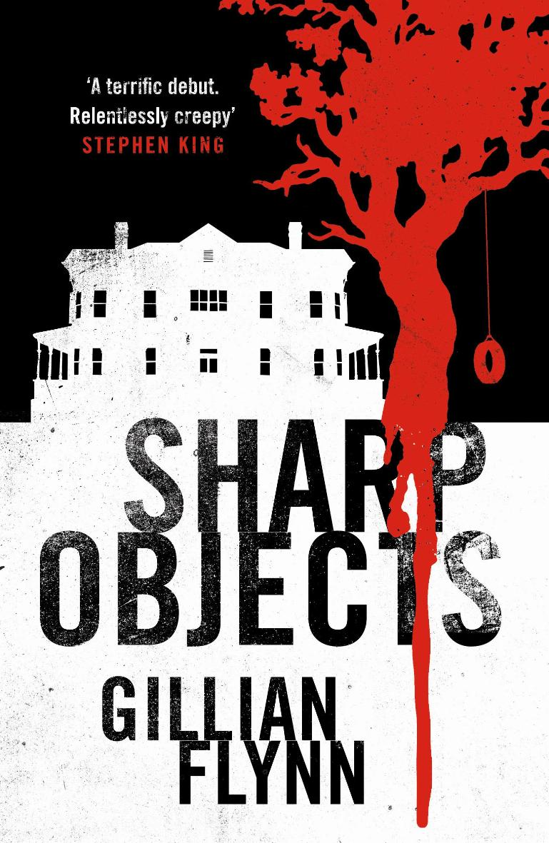 14. Sharp Objects by Gillian Flynn