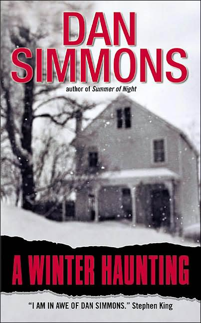 13. A Winter Haunting by Dan Simmons