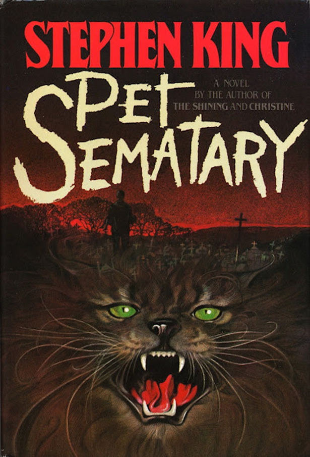 12. Pet Sematary by Stephen King