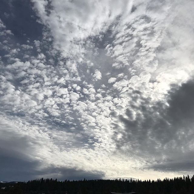 #clouds #tahoe