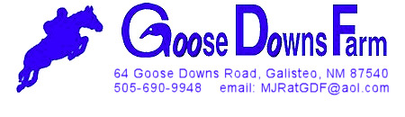 Goose Downs Farm | 3 Day Eventing in the Southwest