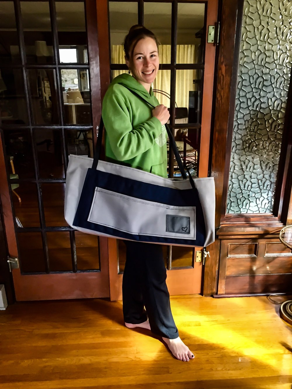 Tote Bags Made In Bellingham, Washington