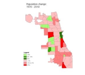 Analysis of U.S. Census data