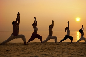 Marthas Vineyard Group Yoga