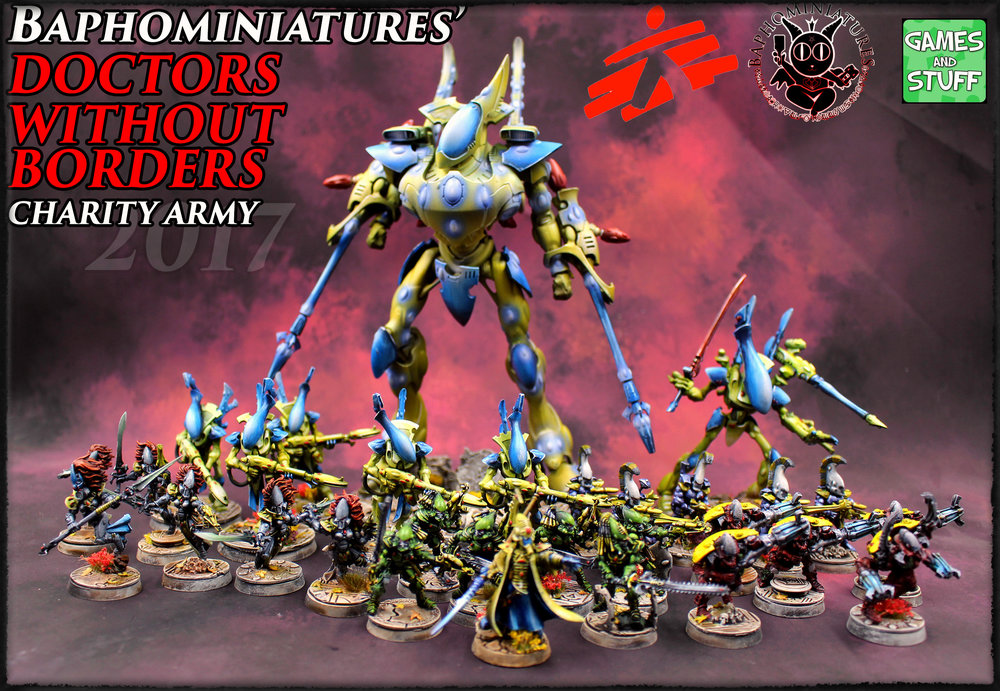 Donate to doctors without borders and win an eldar army donate to doctors without borders and win an eldar army publicscrutiny Image collections