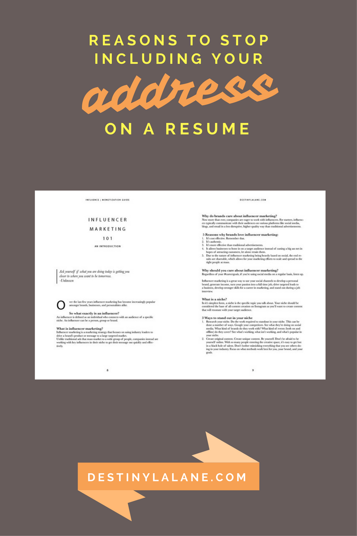 resume-address
