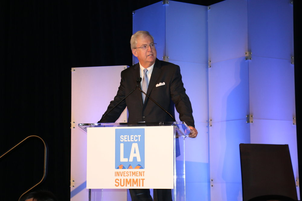 LAEDC CEO Bill Allen