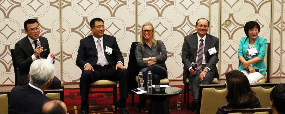 Manufacturing Breakout Panel: Stephen Cheung, Steven Dai, Lynne Koplin, Willie Zuniga, Stella Li