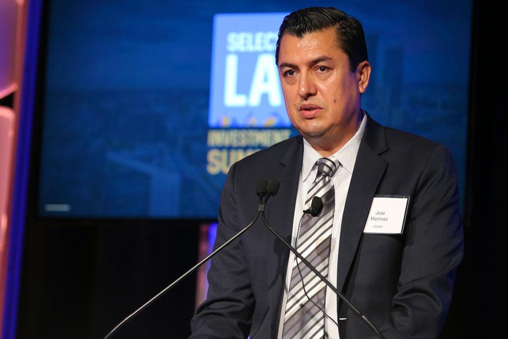 Assistant Professor of Economics of California State University, Jose Martinez
