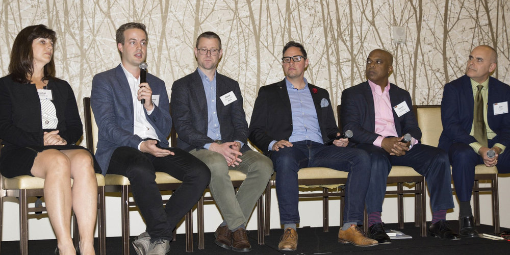 RACHEL NGUYEN : Director at Nissan Future Labs,  DAKOTA SEMLER : Co-Founder & CEO at Thor Trucks,  BROOK TAYLOR : Senior State Regulatory Affairs at Mercedes Benz,  DERRICK WATERS : Vice President of Engineering at UPS West Region,  ALAN OHNSMAN : Senior Editor at Forbes/Panel Moderator