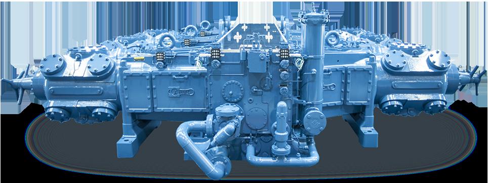 Ariel Compressor
