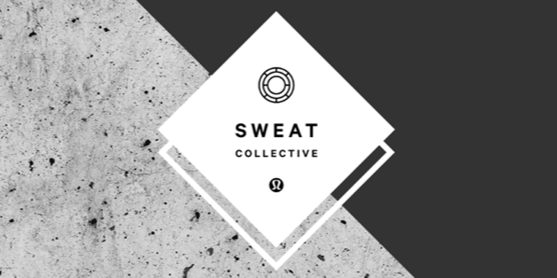 A Day to Connect & Sweat With Other High Vibrational Souls! - If you are a sweat collective member, start your Saturday morning (Oct. 28th) off strong with a triathlon put on by Lululemon. The event is FREE to attend and starts at 8:00 am. Each section will be approx. 25 minutes long (spin, running and yoga). From 10:00 am- 10:30 am, Hal Hargrave will be guest speaking; it's sure to inspire you! At 10:30 am we will end the event with a bang by partying it up in the Lululemon store. Anyone and everyone is welcome to join the after party.Be sure to bring water, shoes, a yoga mat and a fun attitude! I will be guiding a yoga flow for all levels met with some awesome beats by Dj B-Selecta.You can sign up here.
