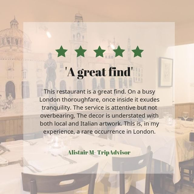 There is a review and then there is a review! 😊  Check out our bio to book! . . . #verdis #review #greatfind #monday #tranquility #rare #cantina #local #homemade #fresh #yum #food #foodporn #loveit #Italy #foodgasm #proper #MileEnd #StepneyGreen #eastlondon #london #Italian #Italiancuisine #italianfood #proscuittos #pasta #salami #cheese #cocktails