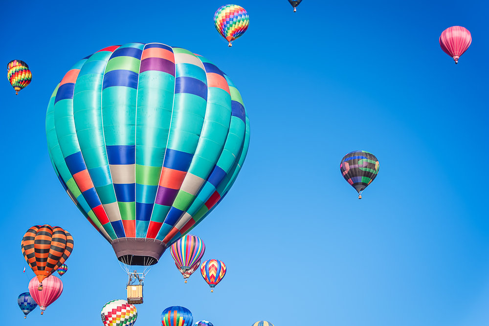 © Nicole Bradshaw Photography 2017; Albuquerque International Balloon Fiesta, Albuquerque, New Mexico, Albuquerque Photographer