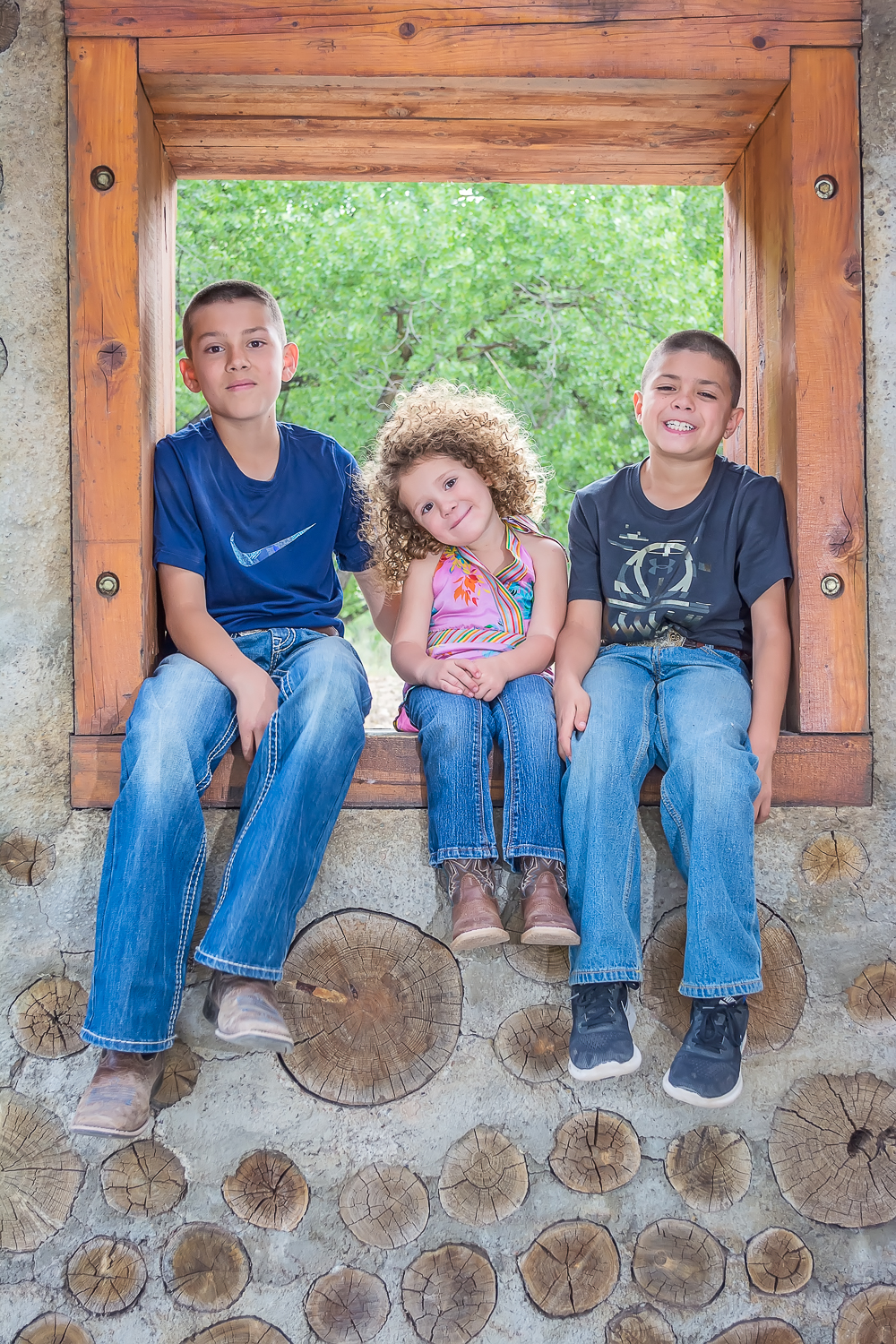 Kids Portrait, Sibling Portrait, Outdoor Family Photos, Outdoor Family Portraits, Children's Portraits, Albuquerque Photographers