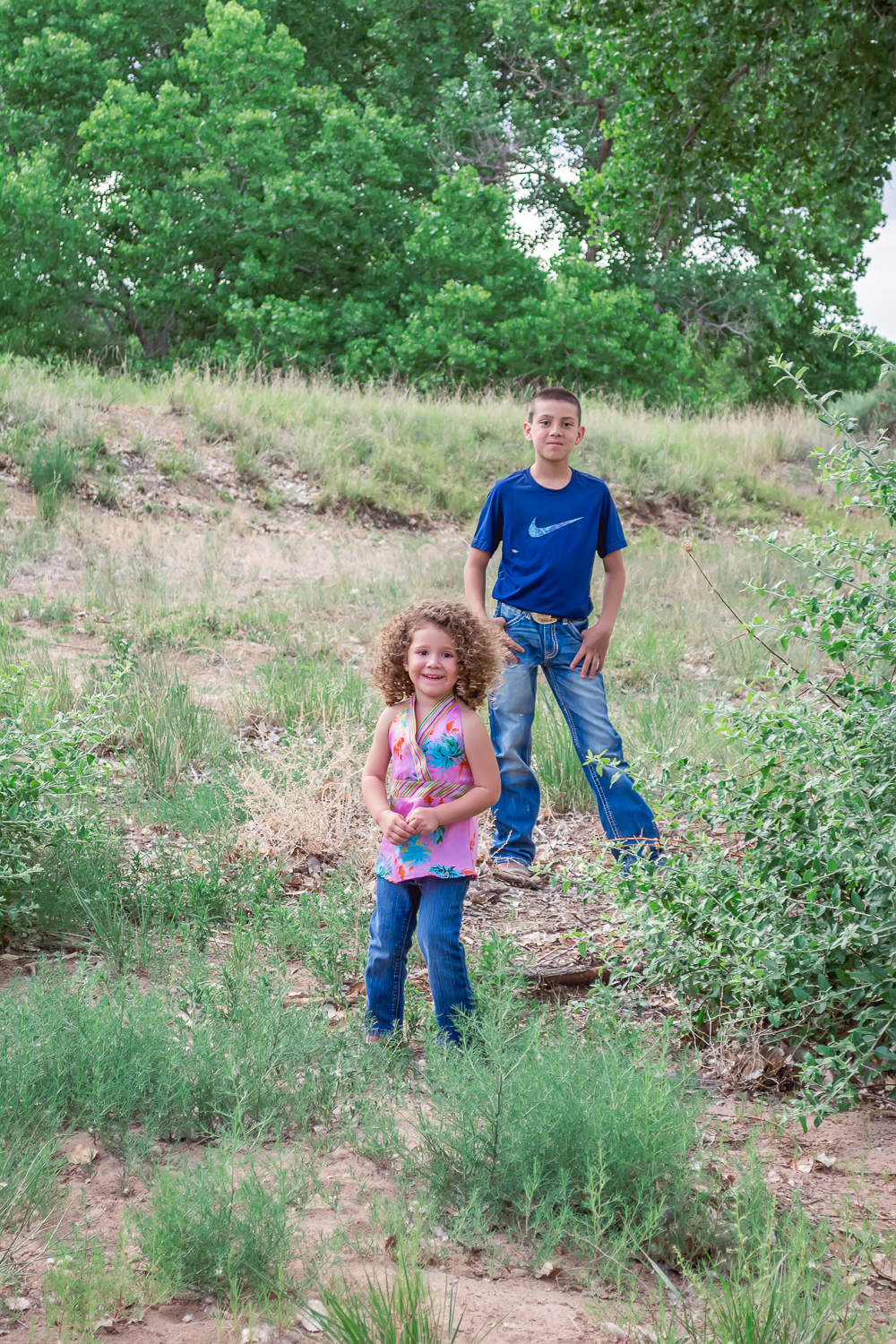 Childhood Portraits, Family Photos, Outdoor Photos, Outdoor Portrait Session, Fall Family Photos, Rio Rancho Portrait Photographer