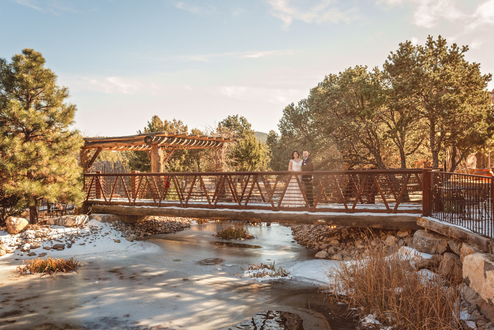 © Nicole Bradshaw Photography 2018; Styled Wedding at Nature Pointe Wedding and Event Center in Tigers, New Mexico; Outdoor Wedding, Maggie Sottero wedding gown, New Mexico Mountain Wedding, Nature Pointe Wedding and Event Center, New Mexico Wedding Venue; Albuquerque, New Mexico Wedding and Portrait Photographer, Maggie Sottero Wedding Gown, Bridal Elegance by Darlene