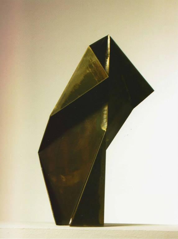 Sóller V, 2001. Acer polícromat. 61 x 33 x 26 cm
