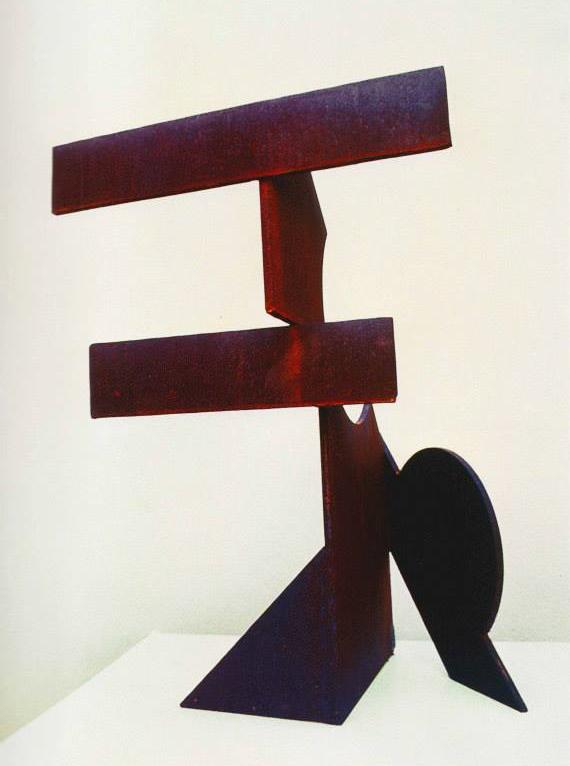Holistic-93, 1993. Acer. 61 x 48 x 41 cm