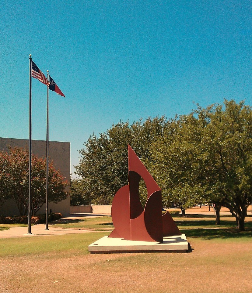 "J.J. Jake Pickle Research Center, Austin, Texas, ""Kaikoo XV"""