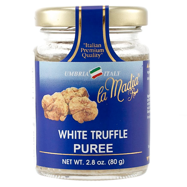 WHITE TRUFFLE PUREE, 80G