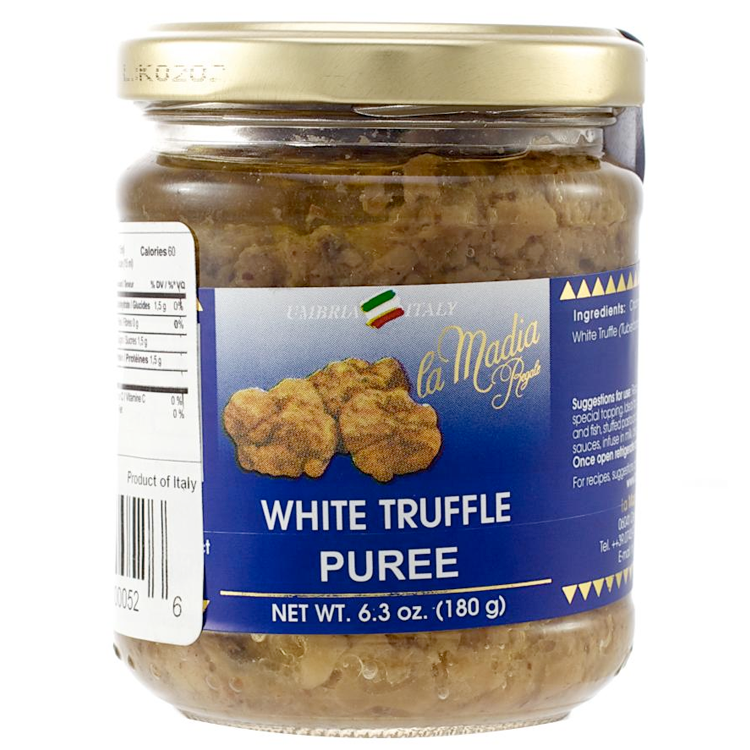 WHITE TRUFFLE PUREE, 180G