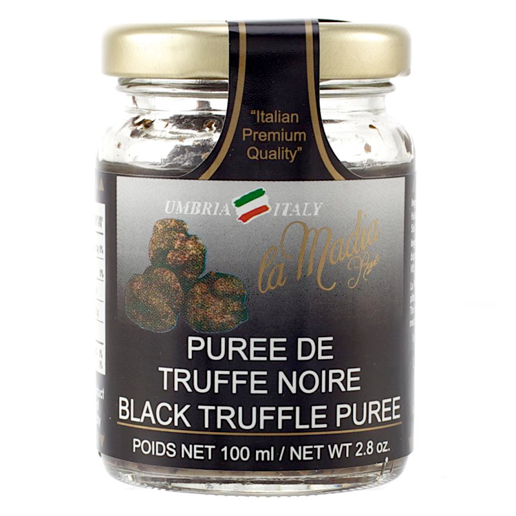 BLACK TRUFFLE PUREE, 80G