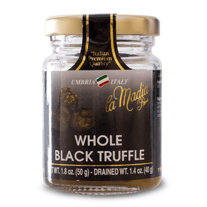 BLK TRUF CREAM, 80g