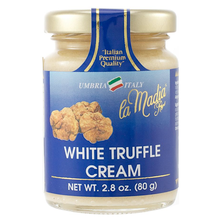 WHITE TRUFFLE CREAM, 80G